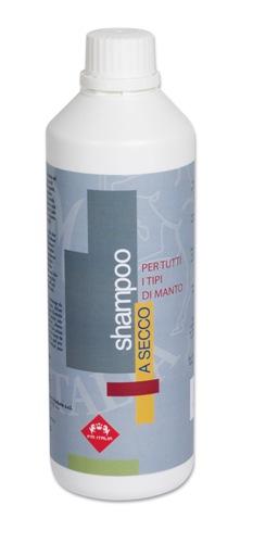 dry shampoo for all coats
