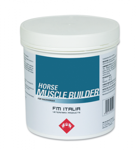 Horse muscle builder